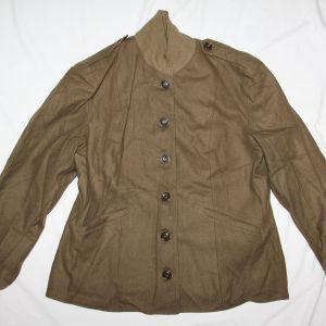 D024. WWII WOMEN'S M-1943 FIELD JACKET LINER