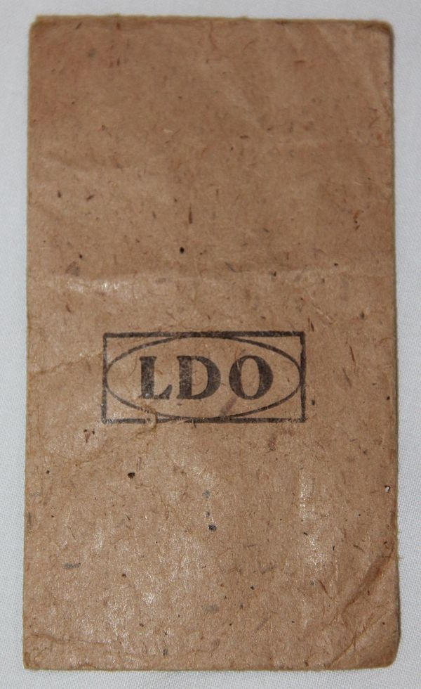 Q063. WWII GERMAN LDO ISSUE MEDAL ENVELOPE