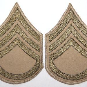 G180. WWII STAFF SERGEANT CHEVRONS