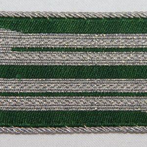O.074 WWII GERMAN POLICE NCO COLLAR TAB