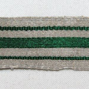 O.090. WWII GERMAN ARMY EM COLLAR TAB
