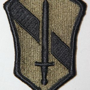 T115. VIETNAM 1ST FIELD FORCE PATCH