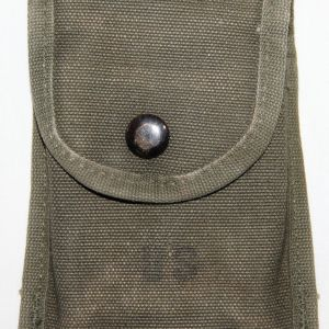 T152. VIETNAM 1967 DATED FIRST AID OR COMPASS POUCH