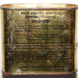 T153. VIETNAM GENERAL PURPOSE SURVIVAL RATION