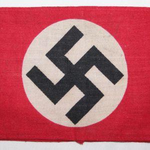 O.101. LATE WAR NSDAP MEMBER ARMBAND