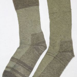 D075. WWII CUSHION SOLE FIELD SOCKS