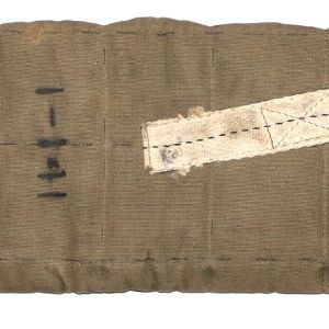 E232. WWII PARATROOPER 2ND PATTERN GRISWOLD WEAPONS JUMP BAG