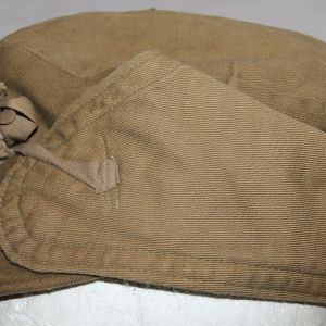 B185. WWI M1907 WINTER SERVICE FIELD CAP