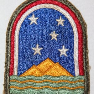 G137. WWII SOUTH ATLANTIC FORCES PATCH