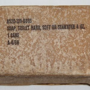 T205. VIETNAM 1966 DATED BAR OF HAND SOAP