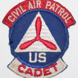 G149. WWII CIVIL AIR PATROL CADET PATCH