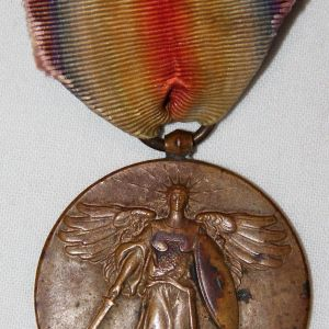B243. WWI VICTORY MEDAL