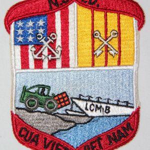 T247. VIETNAM NAVAL SUPPORT ACTIVITY DETACHMENT CUE VIET PATCH