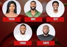 Big Brother Naija 2019 week 3 voting poll