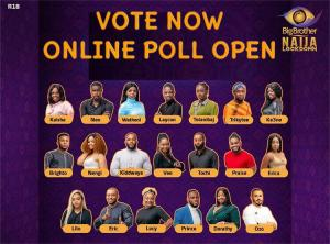 Big Brother Naija Voting Poll 2020