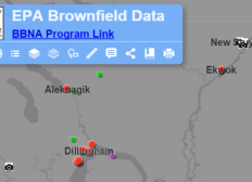 Brownfield Map