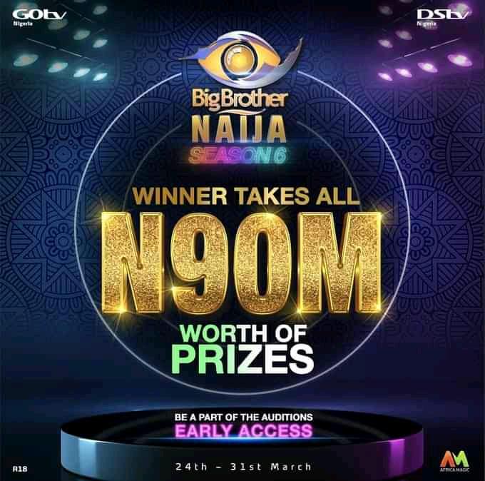 Big Brother Naija 2021 winners Prize
