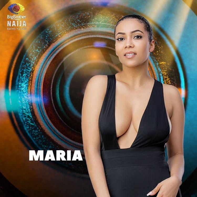 Maria BBNaija Biography & Profile 2021
