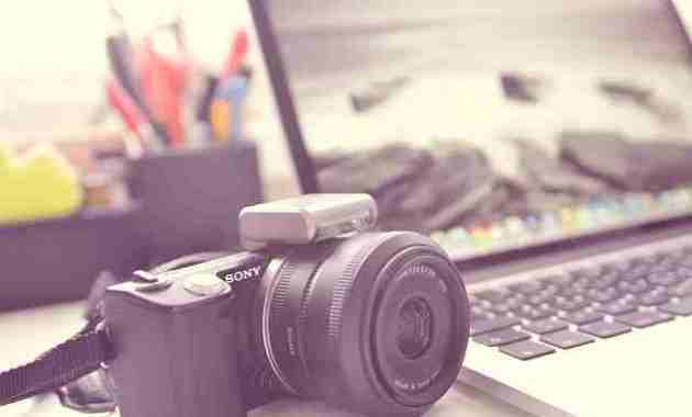 Selling photos on the internet