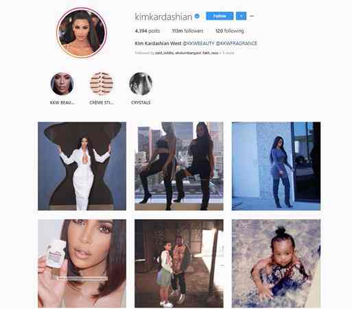 best instagram accounts 2018