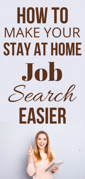 How to Find Real Work at Home Job Search