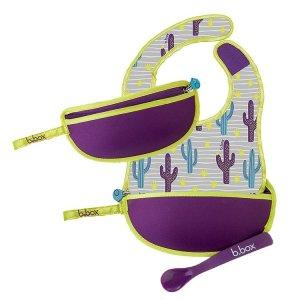 Śliniak dla niemowlaka w saszetce