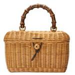 Gucci Bamboo Top Handle Basket Bag Bagaholicboy