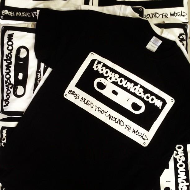 Cassette Shirt Black