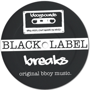 Bboysounds Black Label Breaks