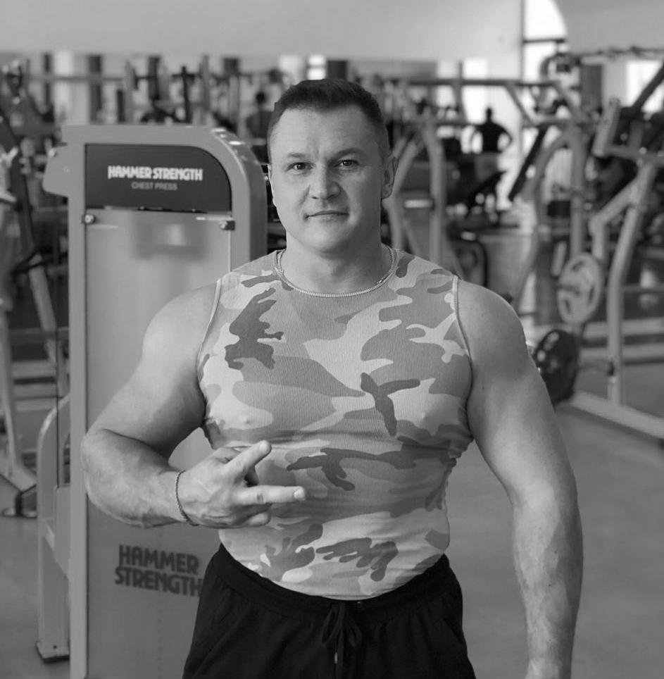 Валерий Павлович Беспаликов