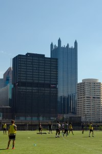 The Riverhounds' rise to success represents Pittsburgh perfectly.