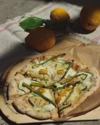Vegetarische pizza Verdura