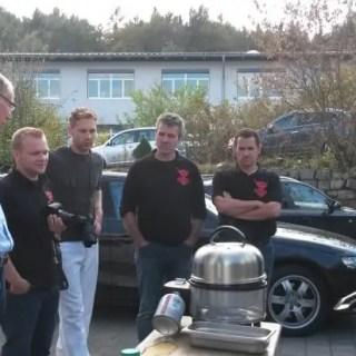 BBQ Highlander on Tour – zu Besuch bei der Firma Beck Gewürze und Additive GmbH