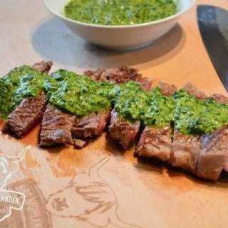 Chimichurri – eine leckere Sauce zu Picanha und Steaks