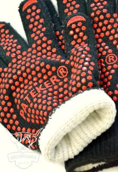 Handschuhe Innenleben