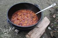 Baked Beans fertig