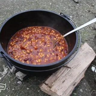 Baked Beans Desperado Style
