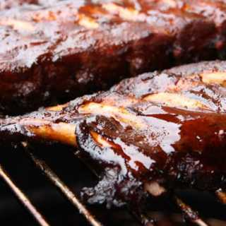 Spare Ribs – BBQ Highlander Style