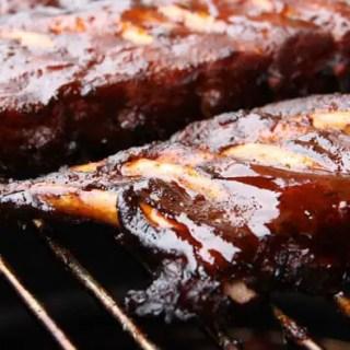 Spare Ribs – BBQ Highlander Style