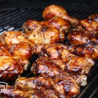 Hot Chicken Drumsticks….ein Rubvergleich