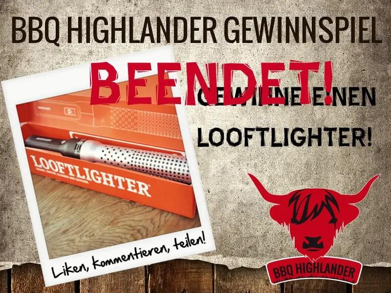 Looftlighter-Gewinnspiel ist beendet!