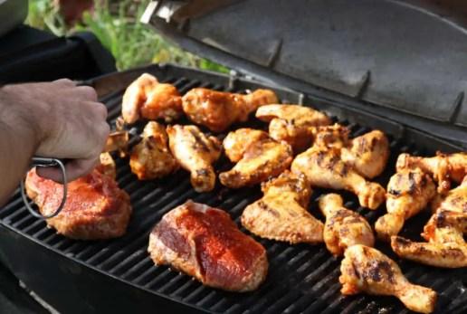 Chickenwings mit neuer Gewürzmischung!