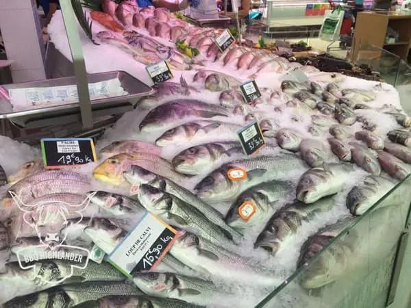 So sieht eine tolle Fischtheke aus!