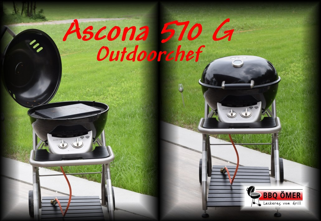 Pulled Pork Gasgrill Outdoorchef : Ascona 570 g von outdoorchef im test