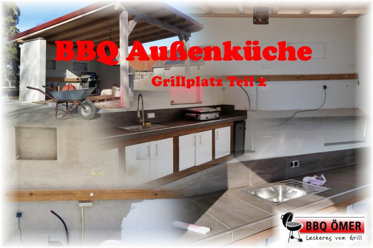 Outdoor Küche Edelstahl Xxl : Außenküche grillplatz outdoorküche teil es geht weiter