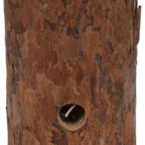 BBQ buitenkaars 20 x 15 cm hout bruin