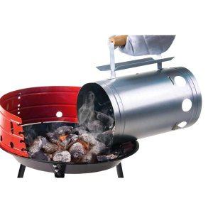barbecue HOUTSKOOLSTARTER 17X27.5CM BBQ