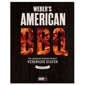 Weber Receptenboek: 'Weber New American Barbecue' (NL)