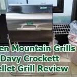 Davy Crockett Pellet Grill Makes for a Tailgating Dream
