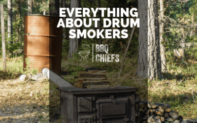 Everything About Drum Smokers